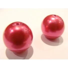 voskové perly, barva  , velikost 14 mm
