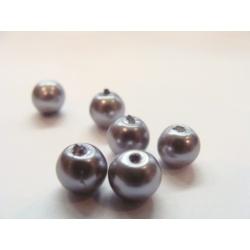 voskové perly, barva  , velikost 6 mm