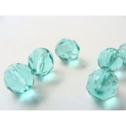 broušené perle, barva , 8 mm