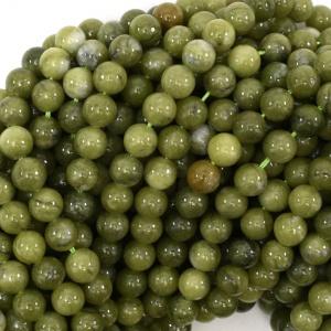 Malajský Nefrit, 6 mm