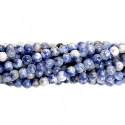 Jaspis modrý, 8 mm