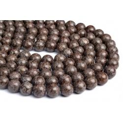 Vločkový Obsidián hnědý, 4 mm