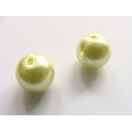 voskové perly, barva  , velikost 8 mm