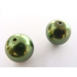 voskové perly, barva  , velikost 12 mm