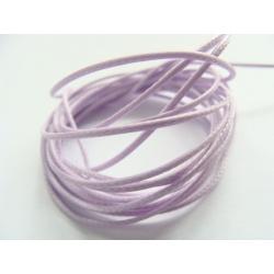 voskovaná šňůra, barva , šířka 1 mm
